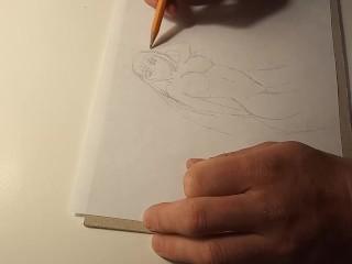 Covid drawing...