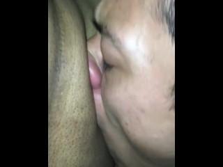 Hardcore rough deepthroat cock...