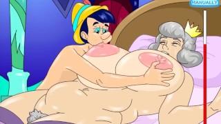 Pinocchio's Birthday