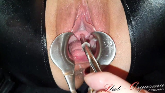 Cunt hole insertions Slut-orgasma celeste pissing in cunt and peehole sounding