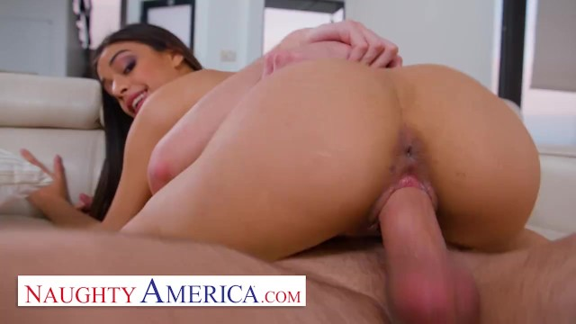 Fucking daughters super hot slutty friend - Naughty america - horny dad gets lucky with daughters friend