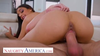 Naughty America - Horny dad gets lucky with daughter's friend