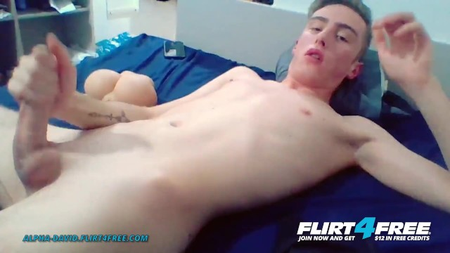 Gay activist heroes david hoyle Alpha david on flirt4free - blond euro college twink cums all over his body