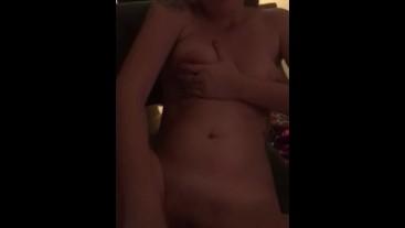 18yr old Teen with Vibrator Masturbating - taraa.xyz/2GdI