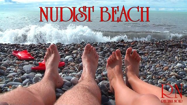 Young nudists spy Nudist beach