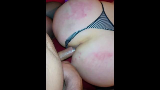 Big Ass;Brunette;Blowjob;Hardcore;MILF;Reality;Anal;Verified Amateurs;Vertical Video ass-fuck, butt, mom, blowjob, deepthroat, anal, milf, brunette, tight-pussy, stockings, doggy-style, hardcore, couple