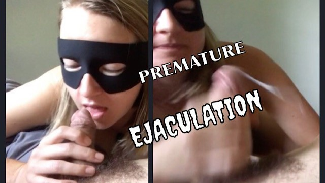 Mature ejuculation Premature ejaculation- busty milf giggles, cum under 1 minute
