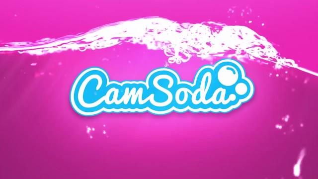 Camsoda - Valentina Jewels Sucks and Fucks her BF on cam 10