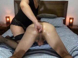 Intimate Ass Play & Prostate Massage Min Moo