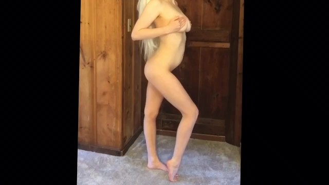 Modelling naked in different poses part 2 18
