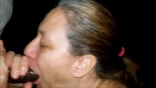 Grandma Got Fucked In An Abandon House