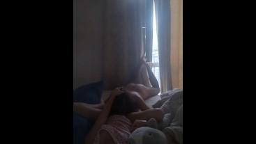 Pinay student morning sex during lockdown