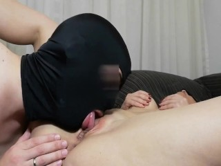Pussy licking and pussy spanking i me wife...