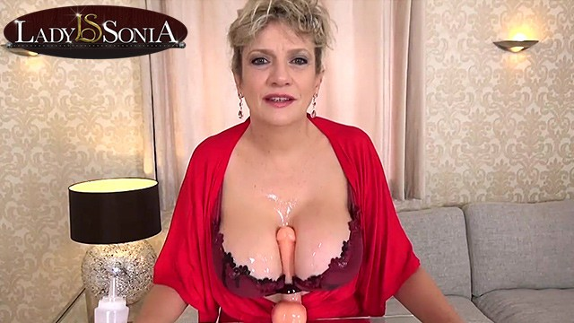 Lady marmelade janca pornstar More jerk off instructions from busty mature lady sonia