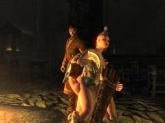 BDSM in the Porno Game Skyrim | ADULT mods, Nud mod, sex mod