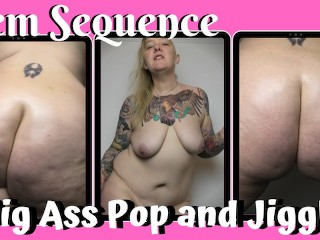 Pop and jiggle rem sequence...
