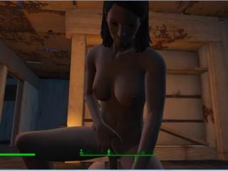 Very beautiful sex girl fallout 4 porno game...