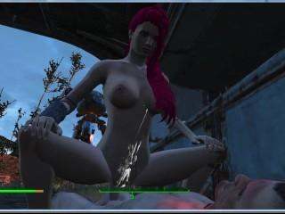 Alice is all in sperm fallout 4 porno...