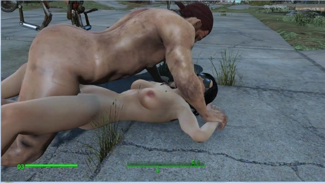 Adult mods oblivion Public and hot sex right on the street fallout porno