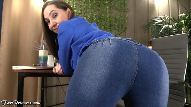 Vintage designer jeans Moms home cooking 2 - milf kristi rips eggy jean farts for stepson pov