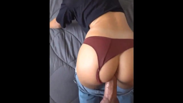 Mother likes to fuck her son Step mother did not have time to undress as her son began to fuck her