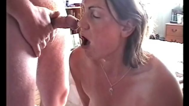 Spunk log Wife loves spunk on her face some much it makes her cum