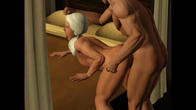 I fucked your wife sex video Punished wife for cheating anal sex video game sex, sims 3