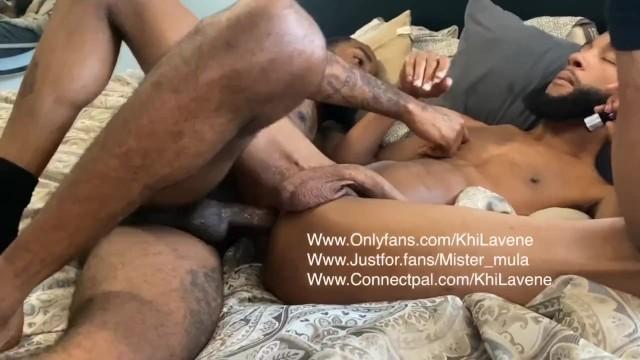 Gay black men favorite sex positions My favorite sound..