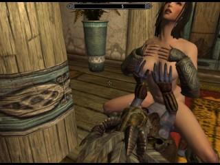 Gnome girl brothel porno game 3 fuck...