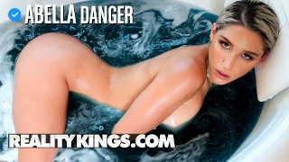 reality kings – bubble ass latina abella danger gets pounded on bathroom – teen porn