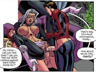 Spiderman futa...