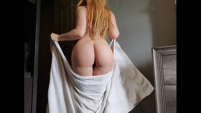 Just Out Of The Shower JOI