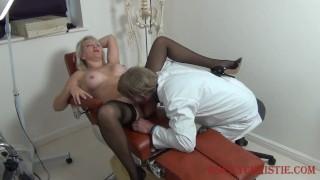 Doctor Seduces Patient