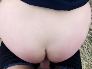 Fuck and suck in a public park wife LeoKleo