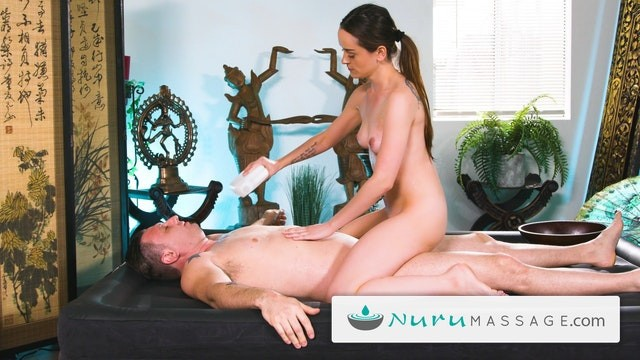 Teens bad Nurumassage she wants to prove that she isnt that bad doing massages