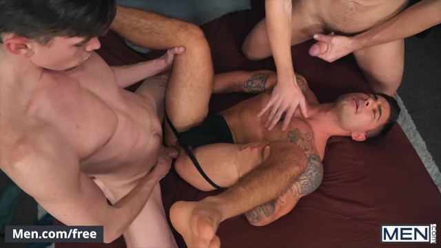 Gay men with big asses Mencom - vadim, jac steven fucking each other in the ass