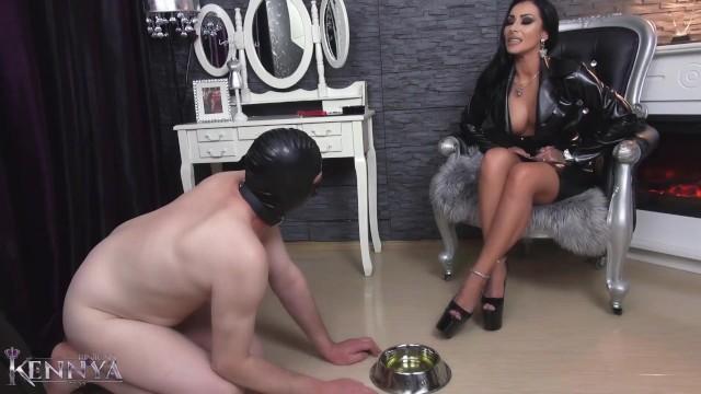 Mistress Kennya: Golden Nectar Refreshment Preview 18