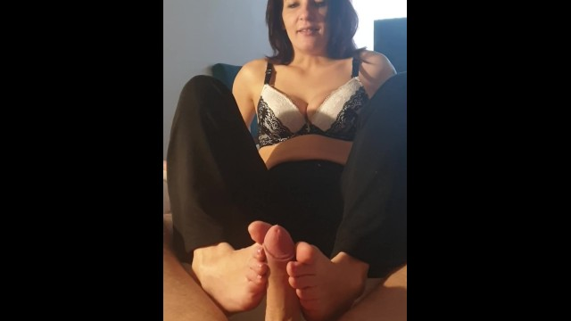 My stepmom is hot but I never thought she would suck my cock