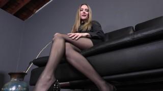 Paralyzed At My Feet - Pantyhose Domination Star Nine Trailer