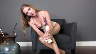 Shameful Sissy - Femdom POV Anal Masturbation Instruction Star Nine Trailer