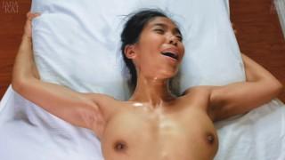 Asian MILF Cheats On Husband During Massage
