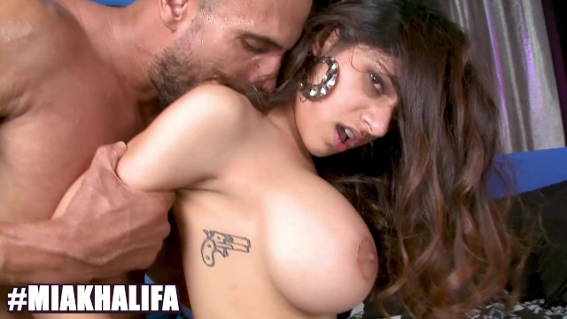 The pornstar look Bangbros - big tits muslim princess mia khalifa riding dick, looking good