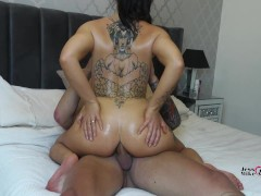 I Fucked My Girlfriends Tight Ass A Bit Too Rough For The First Time! 4K