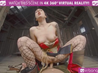 VR BANGERS Recovery Sex With Wet Wonder Woman