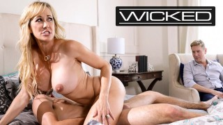 Wicked – Brandi Love's Husband Watches Her Fuck Other Man