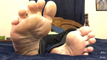 POV: Make My Feet Your New Deities 2 Jerk Off 2
