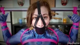 Samantha Grace Cosplay Bondage