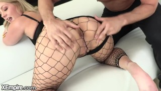 XEmpire - Curvy Babe Only Squirts From Anal