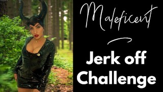 Maleficent JOI PORTUGUES - Jerk Off Challenge (VERY HARD)