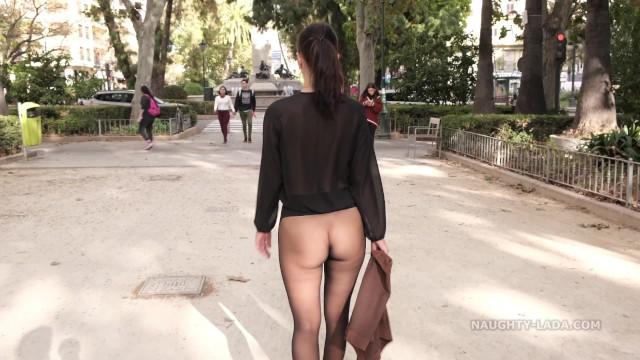 Mature seamless pantys No skirt seamless pantyhose in public